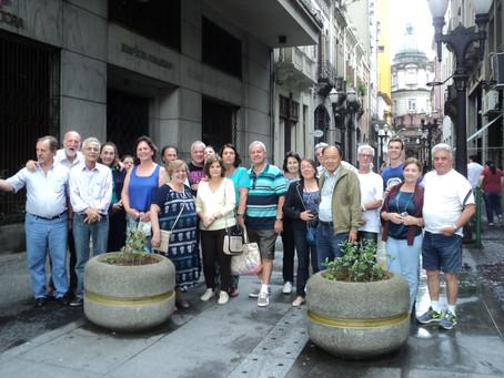 City Tour Santos + Confraternização