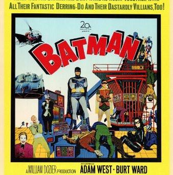 80 anos de Batman serão celebrados em exposição do Santos Film Fest 2019