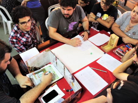 Projeto de RPG Contos Lúdicos tem início no Cine Roxy 5 em 10 de novembro
