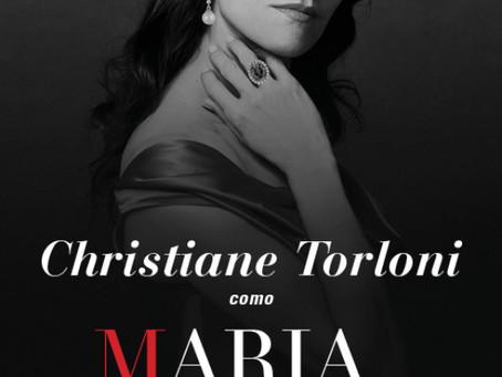 Christiane Torloni em Master Class no Teatro Coliseu