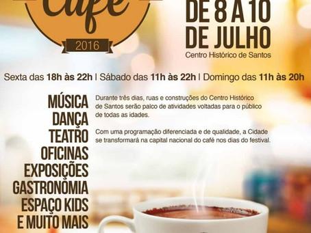 Festival Santos Café 2016