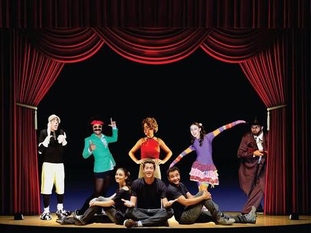 Espetáculo 'Los Truqueiros' neste domingo, na Concha Acústica