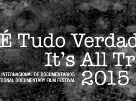 """Festival """"É Tudo Verdade"""" em Santos"""