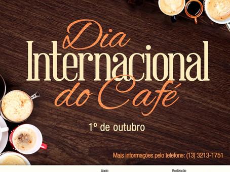 """""""Dia Internacional do Café"""" no Museu do Café"""