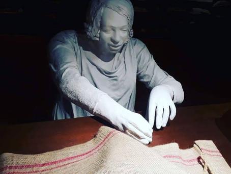 """Exposição """"Pianistas de armazém"""" permanecerá no Museu do Café até abril de 2019"""