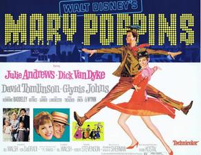 """'Mary Poppins' inicia projeto """"80 anos de clássicos"""", do Cine Roxy"""