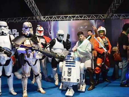Pré-estreia de Star Wars: O Despertar da Força no Cine Roxy