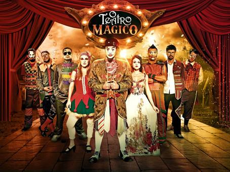 """O Teatro Mágico""  na Capital Disco"