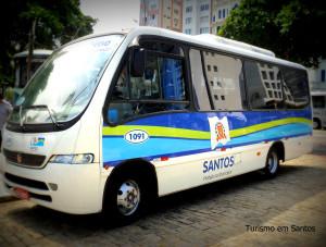 Expediente  Bonde e Linha Conheça Santos 02 a 05 de abril