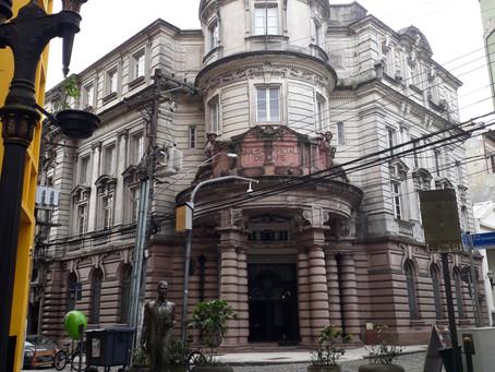 Semana Nacional dos Museus em Santos tem programação em três locais históricos