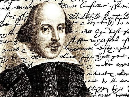 Cine Letras discute obras de Shakespeare