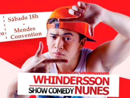 Whindersson Nunes no Mendes Convention Center