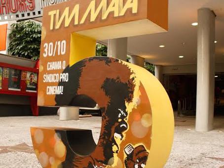 Projeto Pintando o 5 homenageia Tim Maia