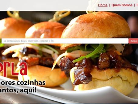 Orlaguia - Guia Gastronômico Santista