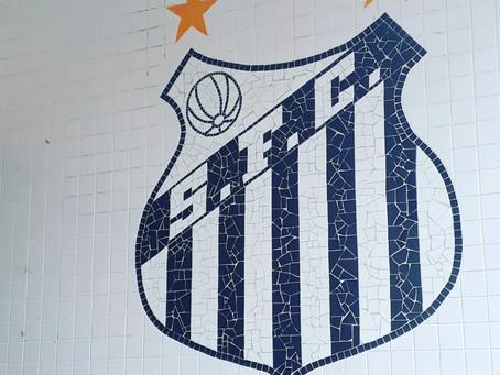 Linha turística tem parada para visita ao Memorial do Santos Futebol Clube