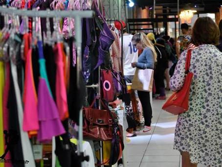 Bazar Cafofo dia 12/03, no Galpao Tremendão