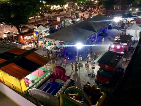 Food Truck Summer Festival terminará temporada com festa de Carnaval - Guarujá
