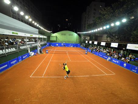 Santos entra para o calendário ITF com o primeiro torneio Future do País