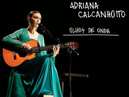 Adriana Calcanhotto  no Teatro Coliseu