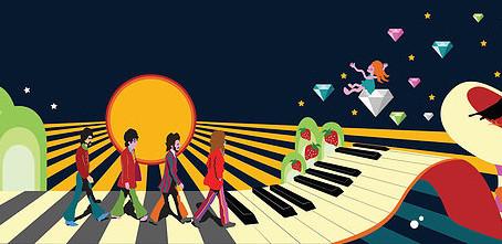 Beatles para Crianças no Palácio das Artes - Praia Grande