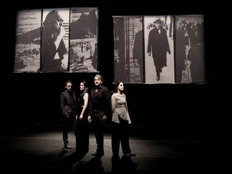 "Alexandre Borges apresenta ""Poema Bar"" Teatro Municipal"