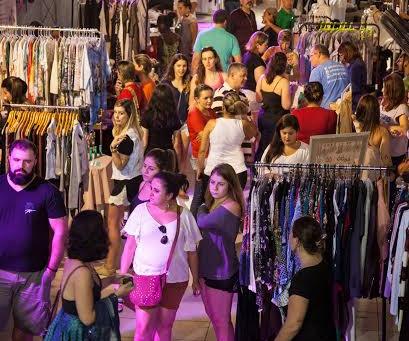 Sábado, tem Bazar Cafofo no GalpãoTremendão
