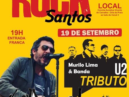 4° Edição do Concha Rock Santos