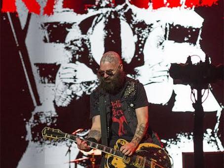 Exposição Dia Mundial do Rock