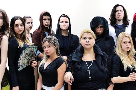 Peça teatral de Garcia Lorca tem apresentação gratuita no Teatro Guarany