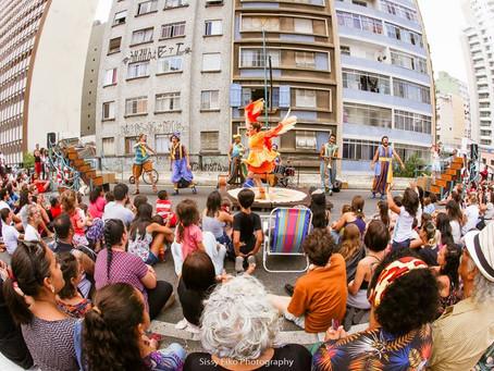 Grupo Esparrama fará Apresentação e Exposição em Santos