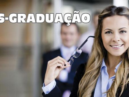 Pós-graduação  EaD no Polo-UAB/Santos pela UNIFESP