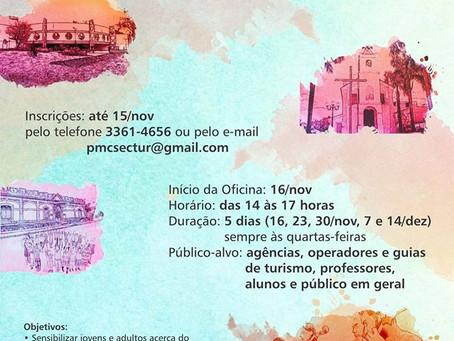 Oficina de Educação Patrimonial - Cubatão