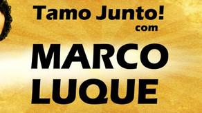 Marco Luque no Coliseu