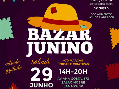 34° Edição do Bazar Free Shop acontece nesse sábado