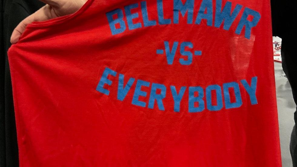 Red Bellmawr Vs. Everbody Stringer