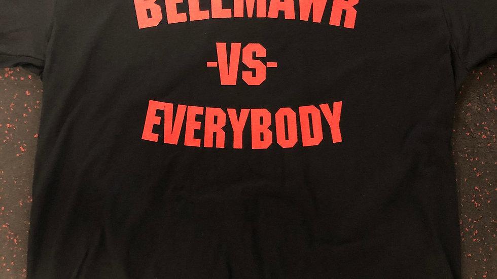 Bellmawr Vs. Everybody Black/ Red Shirt