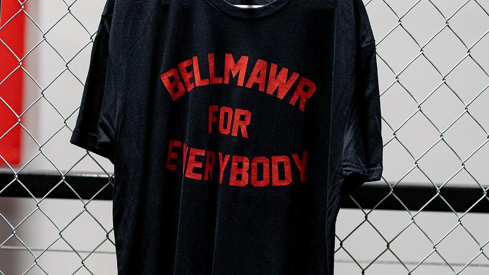 Black/ Red Preamble Shirt
