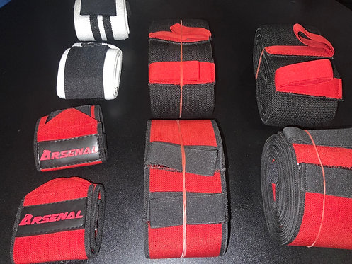 Arsenal Wrist Wraps