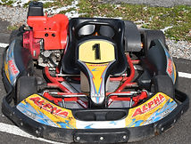 KART SEMI COMPETITION KARTING + BELMONT