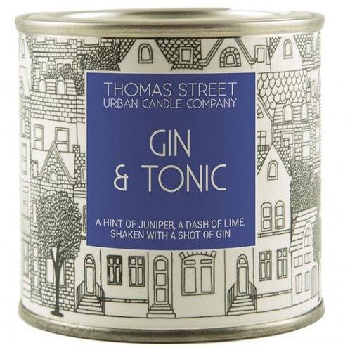 Thomas Street Gin & Tonic Candle