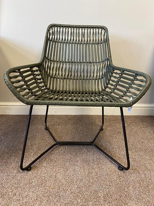 Wicker Rattan Chair