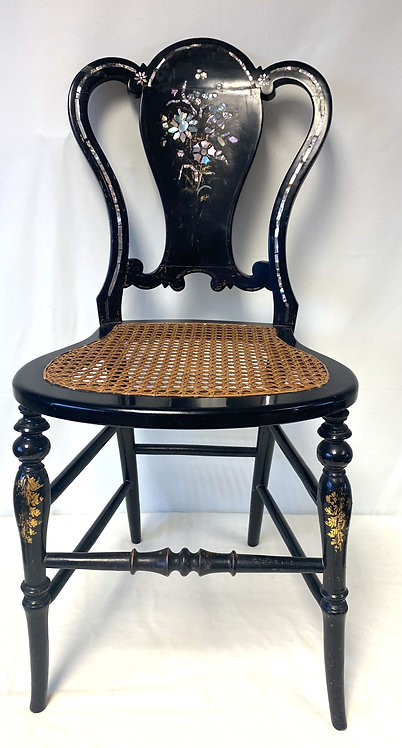 Decorated Chair