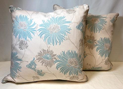 Square Flower Cushion