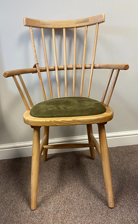 Ercol-style Carver Dining Chair