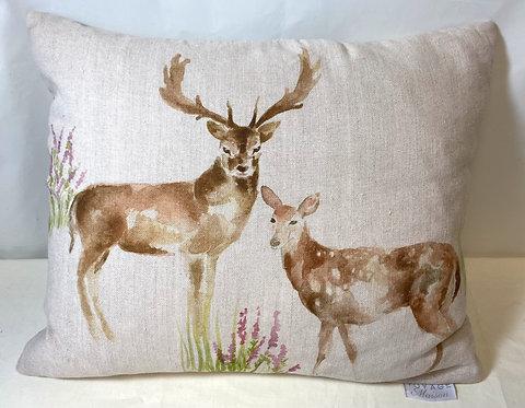 Voyage Maison Deer Cushion