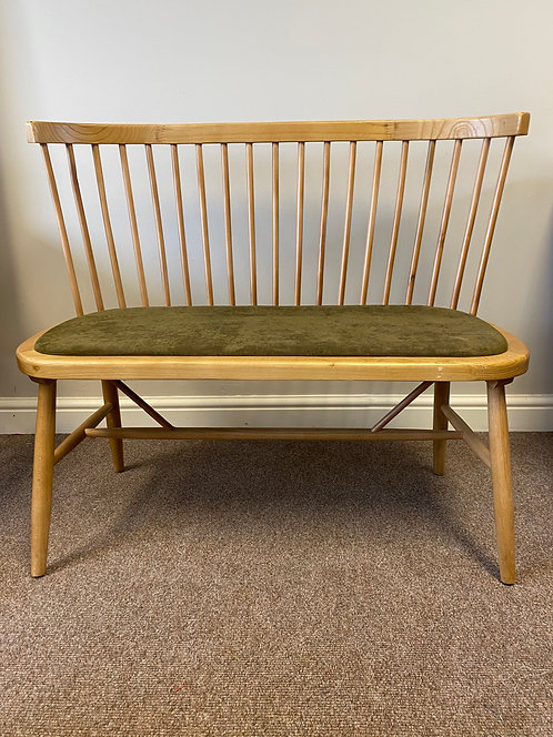 Ercol-style Bench