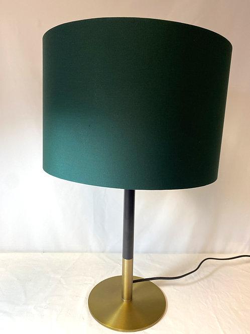 Dark Green Table Lamp