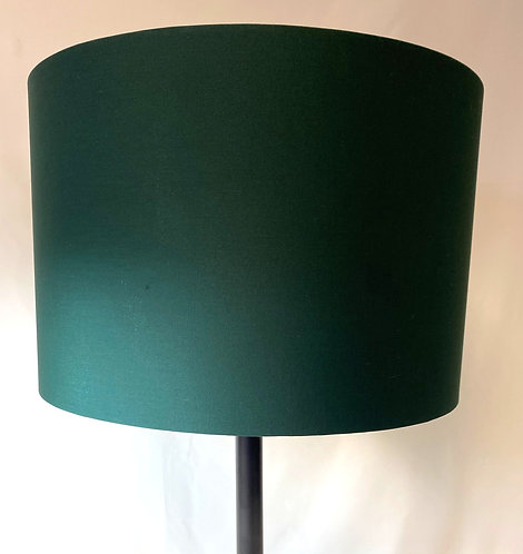 Dark Green Lampshade