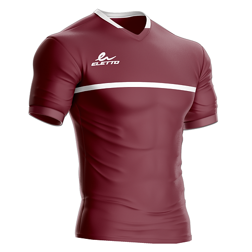 Deportivo Jersey Burgundy