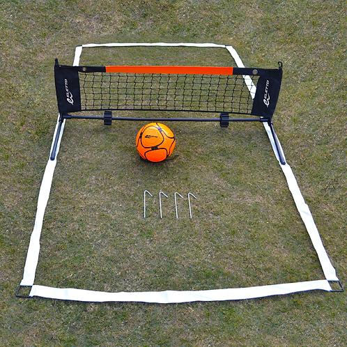 Mini 4ft Soccer Tennis Net Set